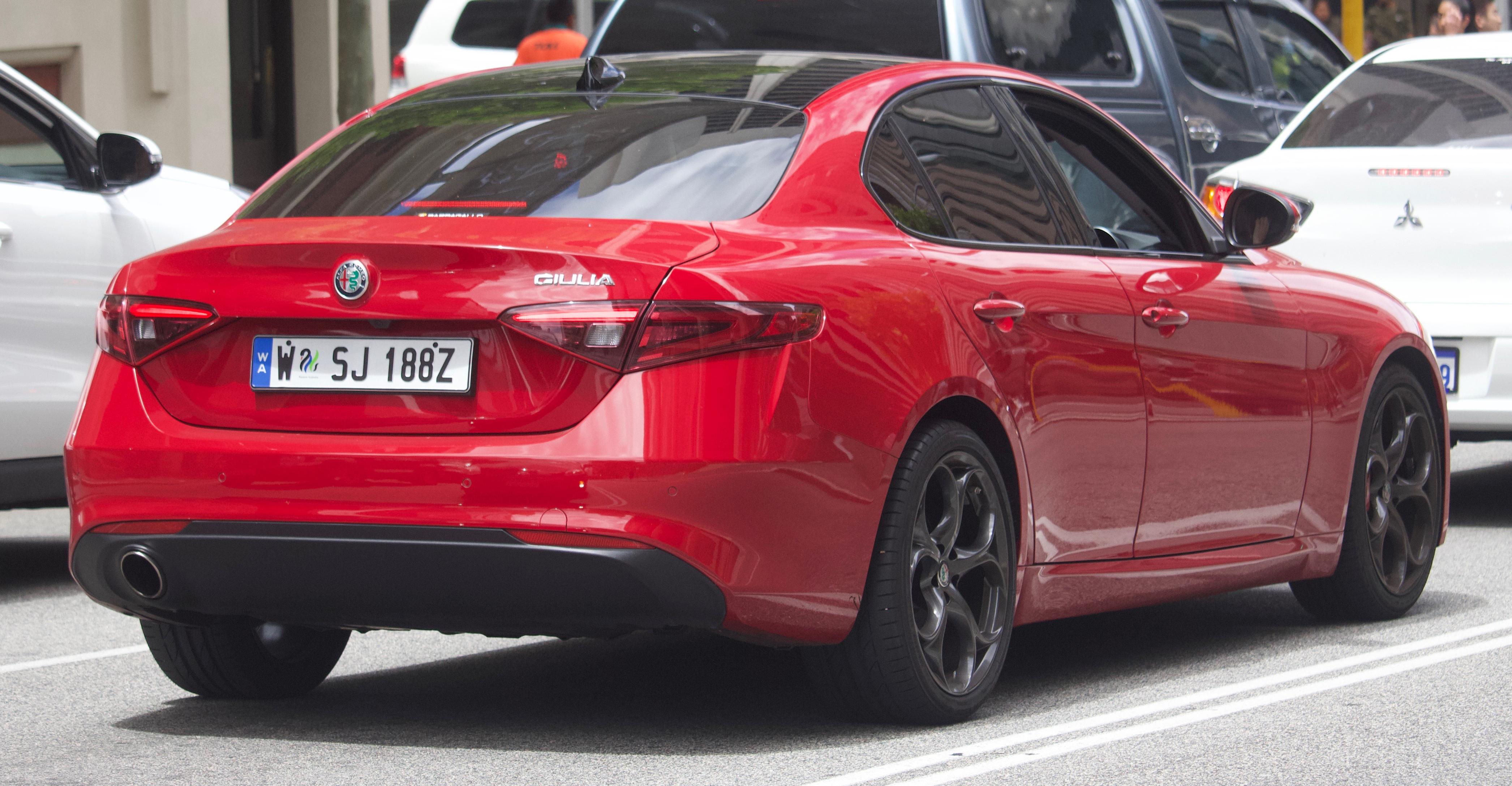 Alfa Romeo Giulia >> File 2018 Alfa Romeo Giulia 952 Sedan 2018 11 22 02 Jpg