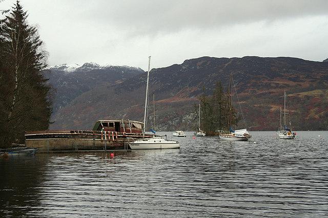 Island Loch Ness Cherry Island Loch Ness