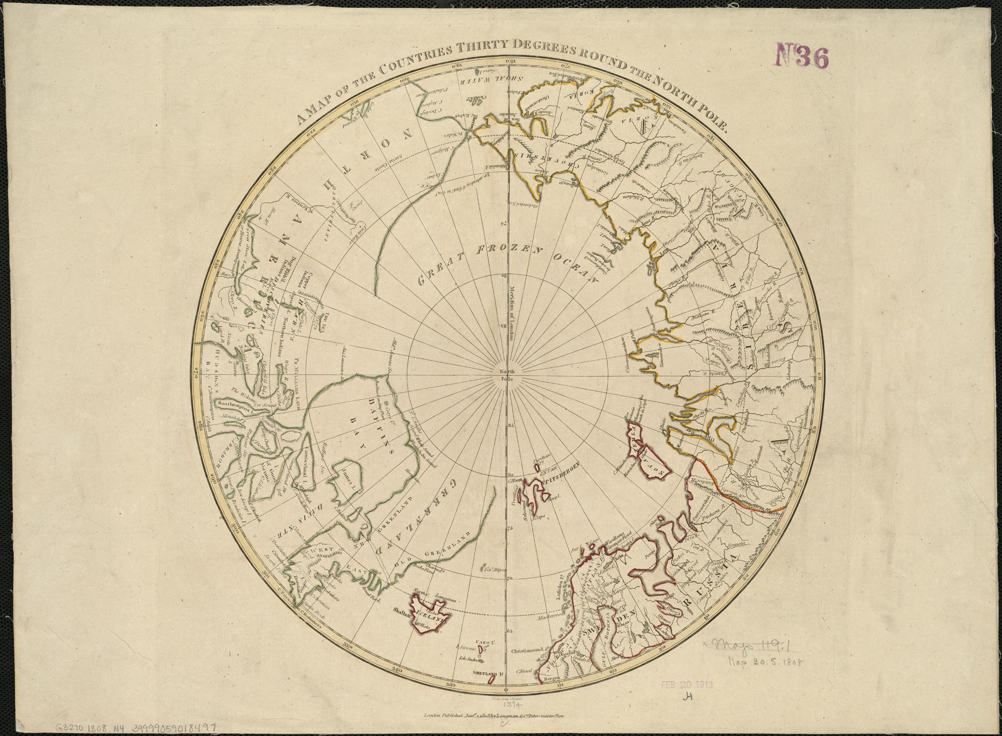 FileA map of the countries thirty degrees round the north pole