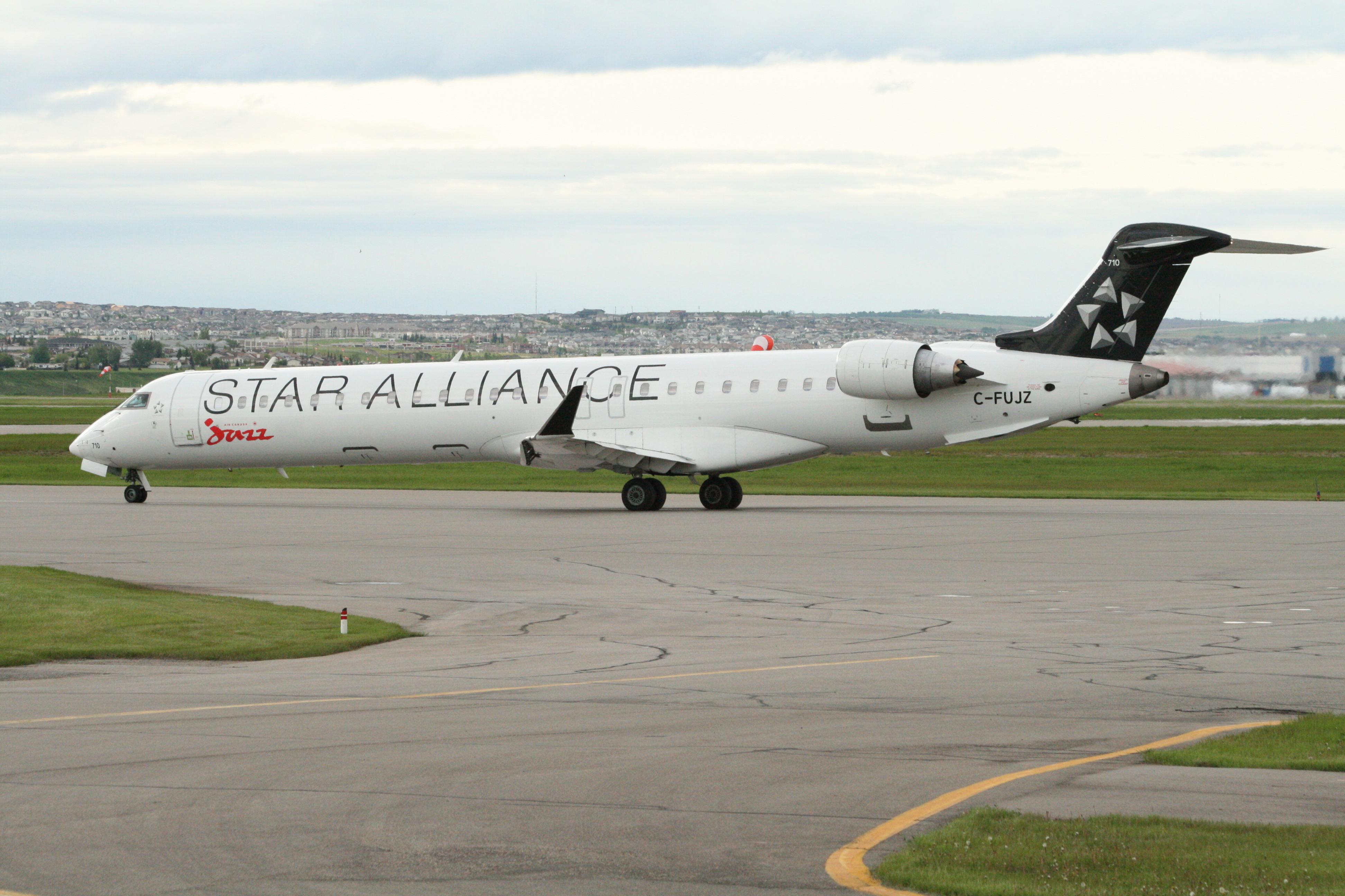 Air Canada Star Alliance 82