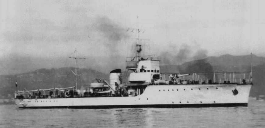 Italian Submarine Chaser Albatros Wikipedia