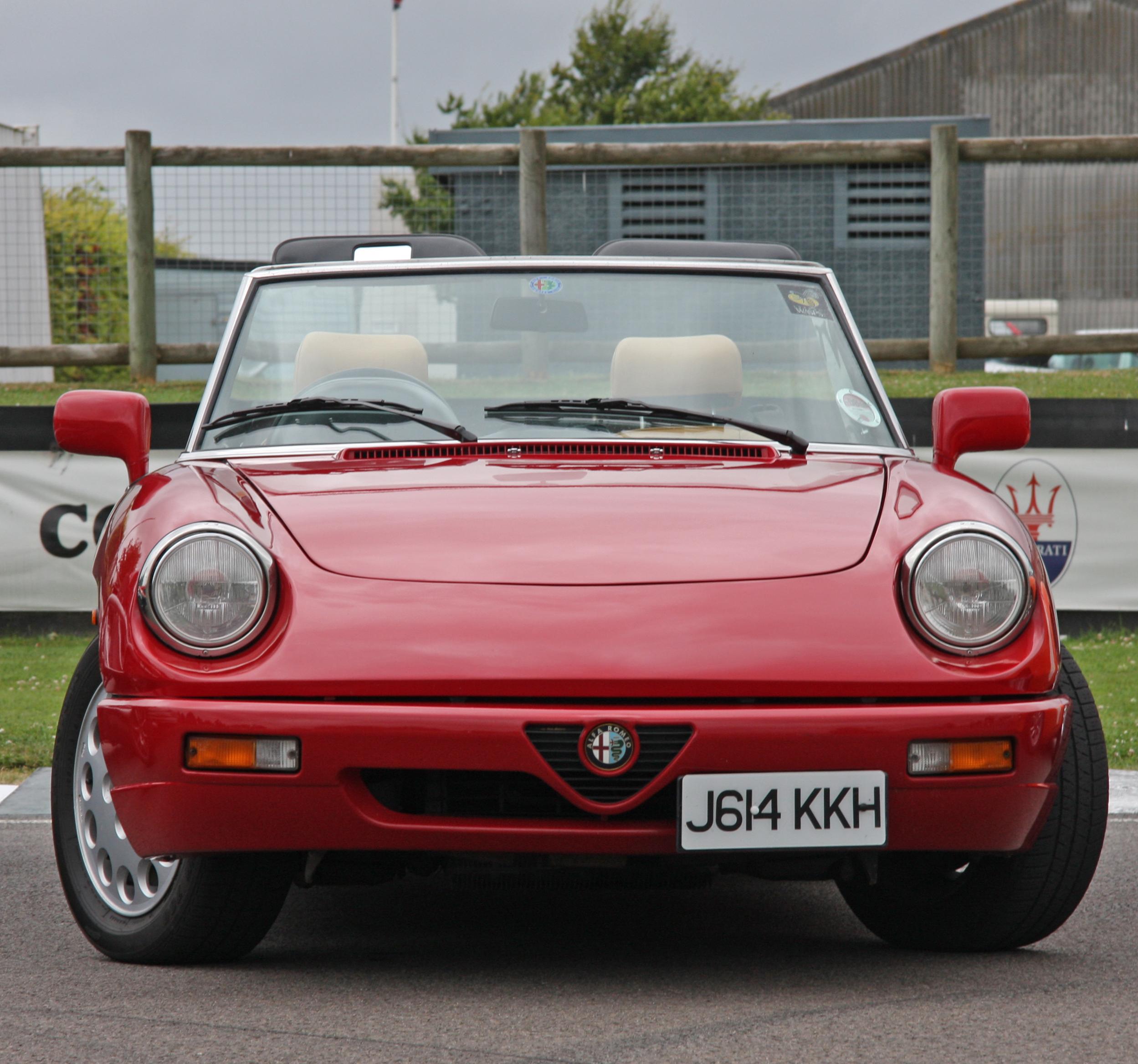 """File:Alfa Romeo Spider """"Type 4"""""""