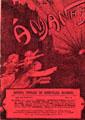 Amanha, revista popular de orientação racional, nº 1, 1 de Junho de 1909, capa.jpg