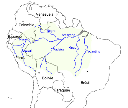 FileAmazon River Basinfrpng Wikimedia Commons - Where is the amazon river