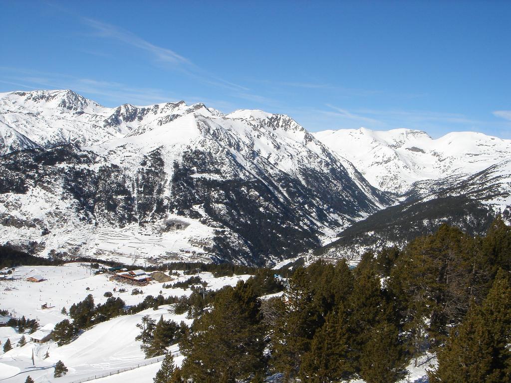 Andorra February 2006 - Algunas de las mejores estaciones de esquí de España