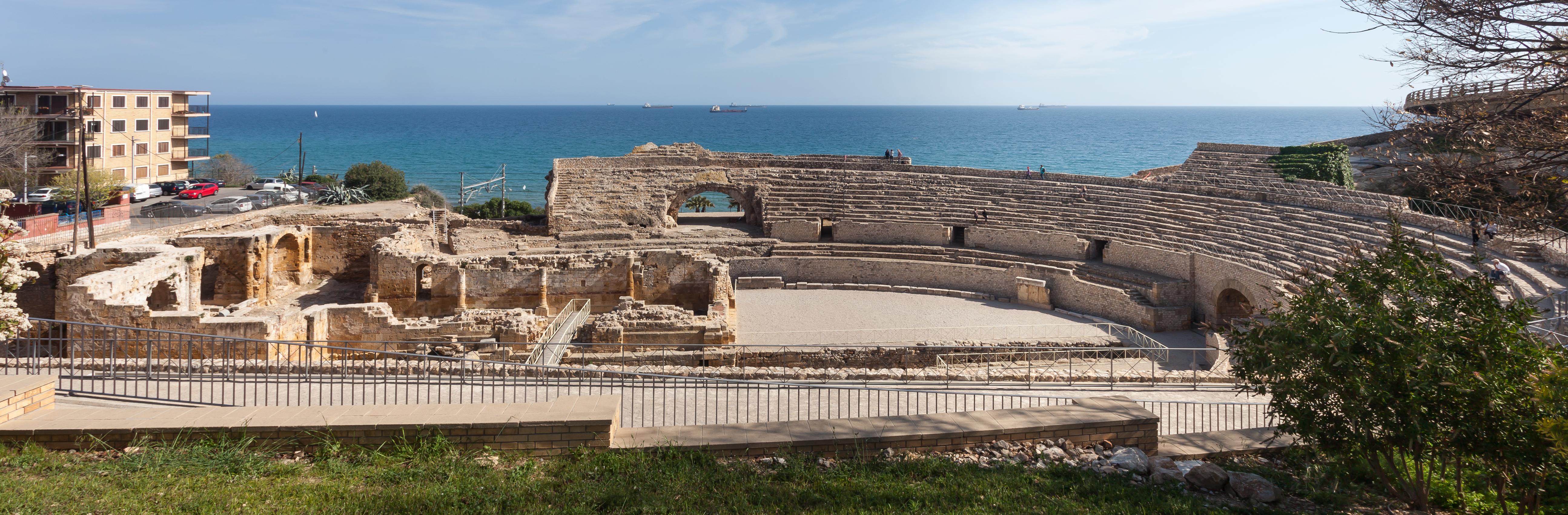 Visita desde Chalet La Cantera a las ruinas romanas de Tarragona