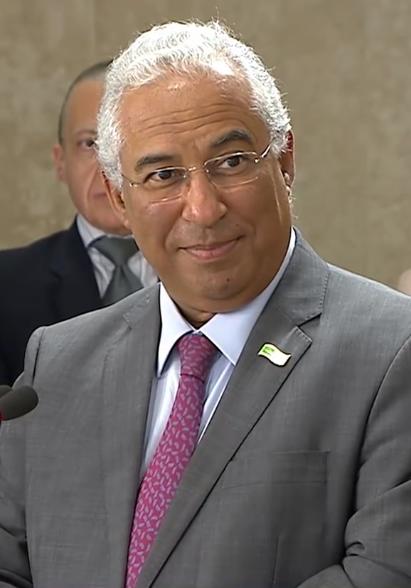 Jefe de gobierno de Portugal
