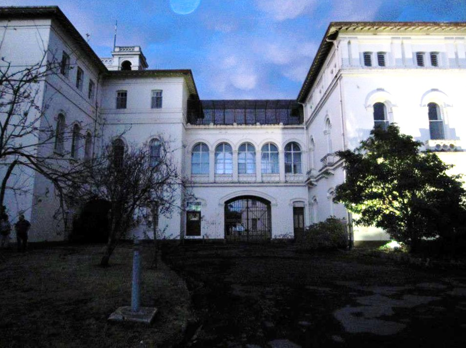 Aradale Mental Hospital; haunted places in Australia