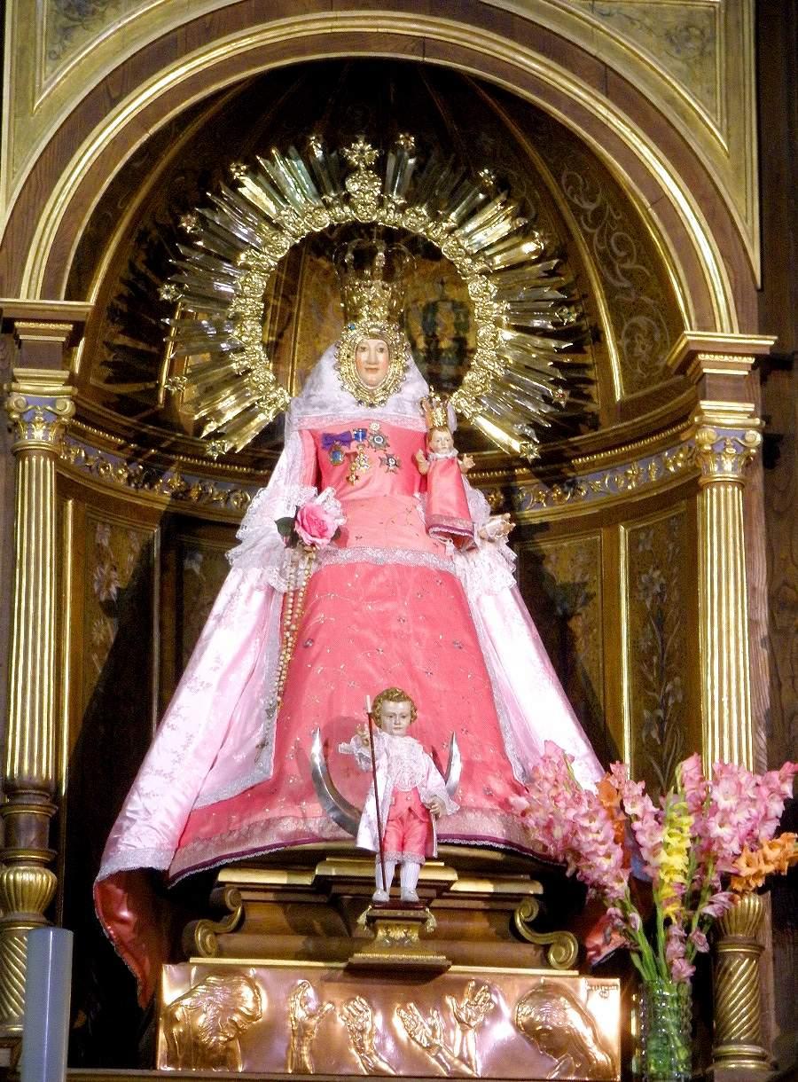 Virgen De Las Viñas Wikiwand