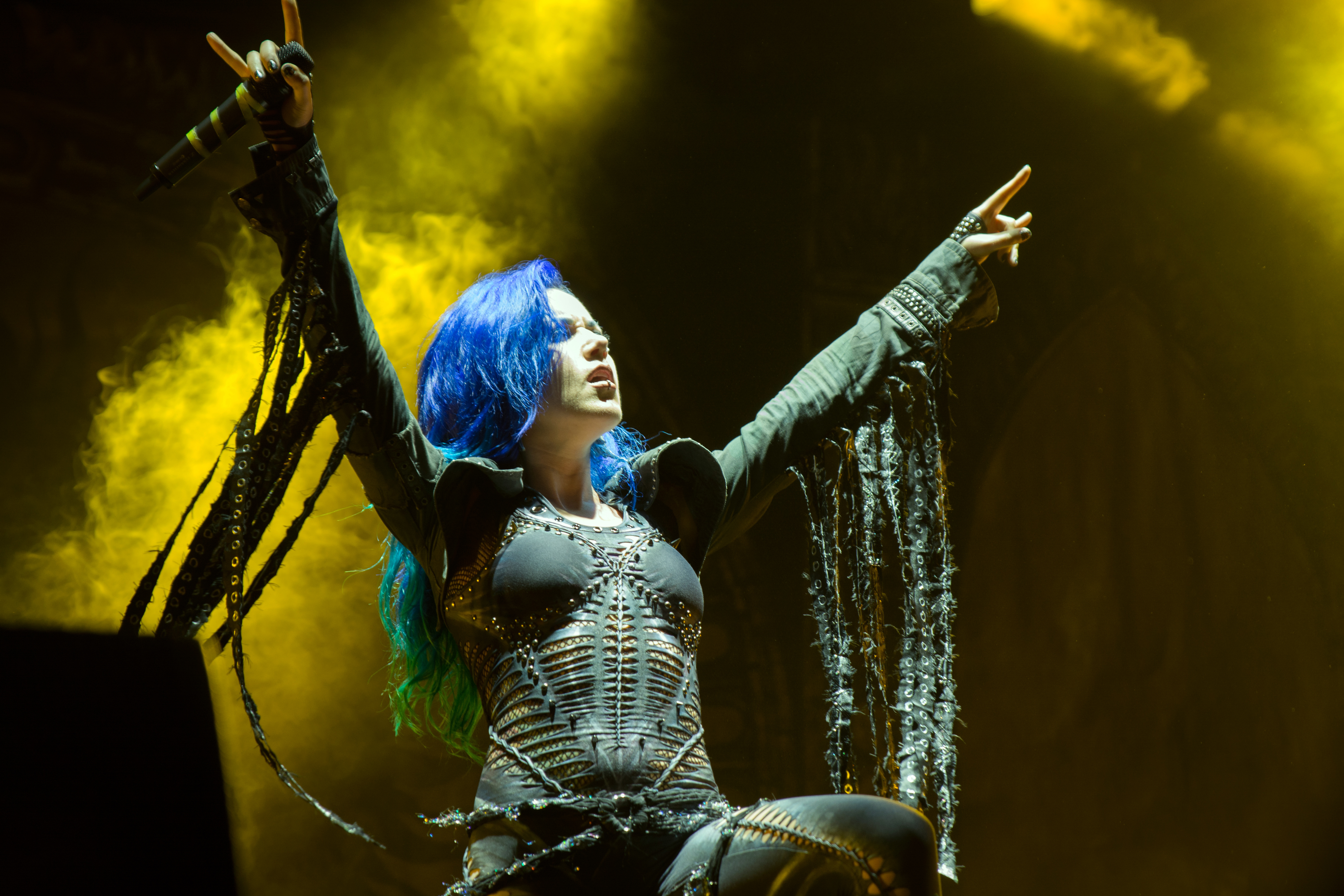 Alissa White Gluz On Twitter Congratulations To: Human Rights Activist, Singer