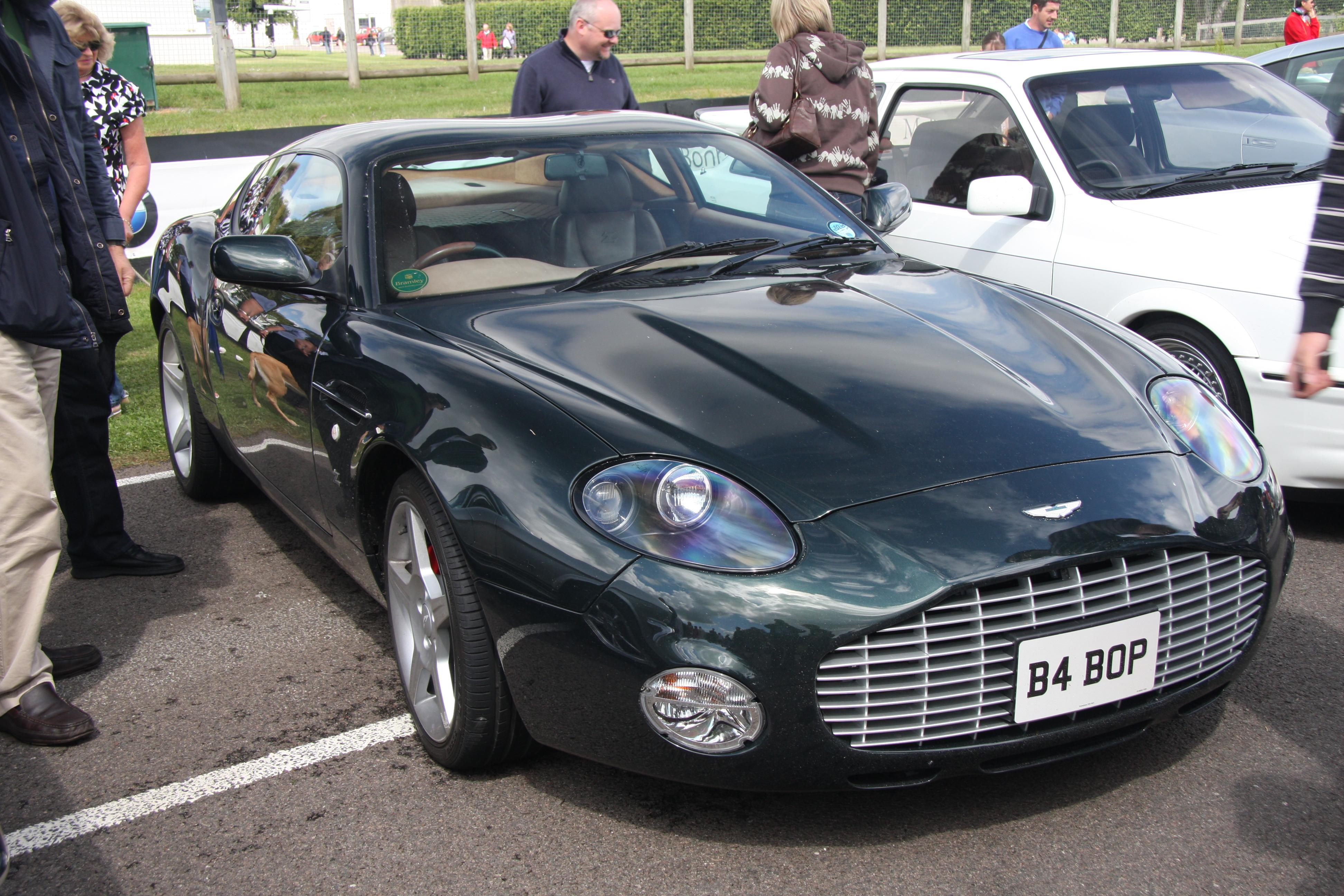 Aston Martin Db7 Vantage Zagato Wikipedia La Enciclopedia Libre