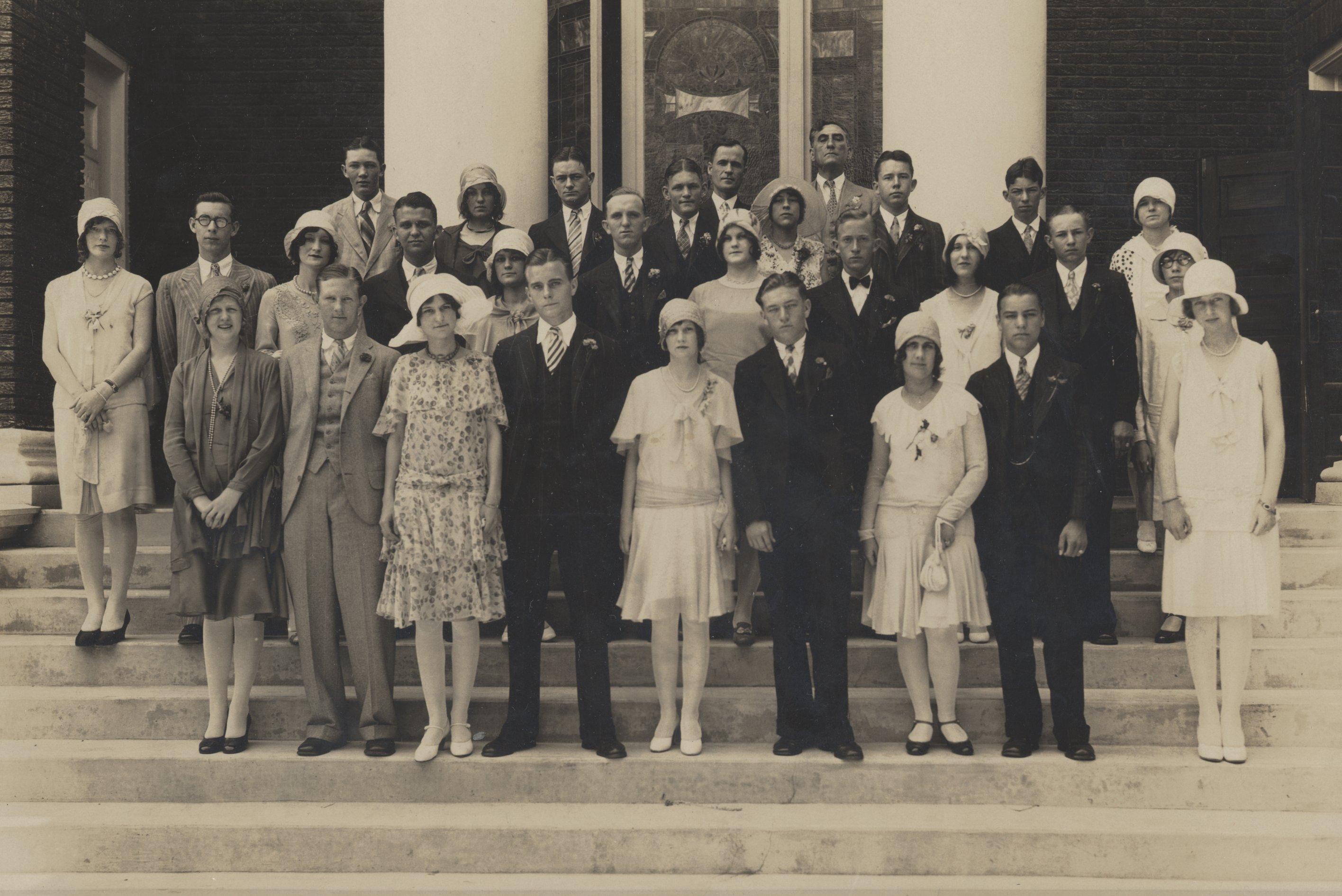 file auburn high class of 1929 jpg wikimedia commons