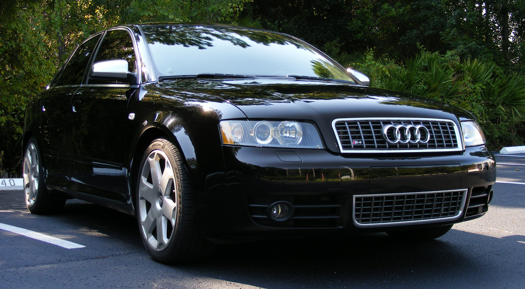 2001 audi a4 quattro body kit 16