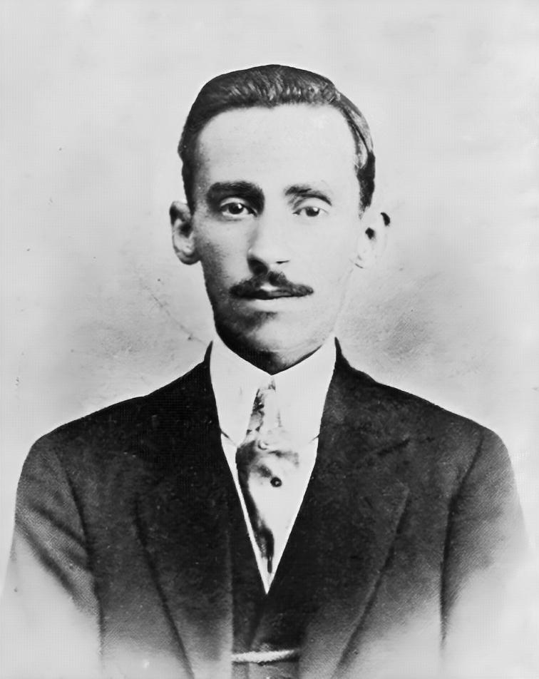 Augusto dos Anjos Brazilian poet and teacher