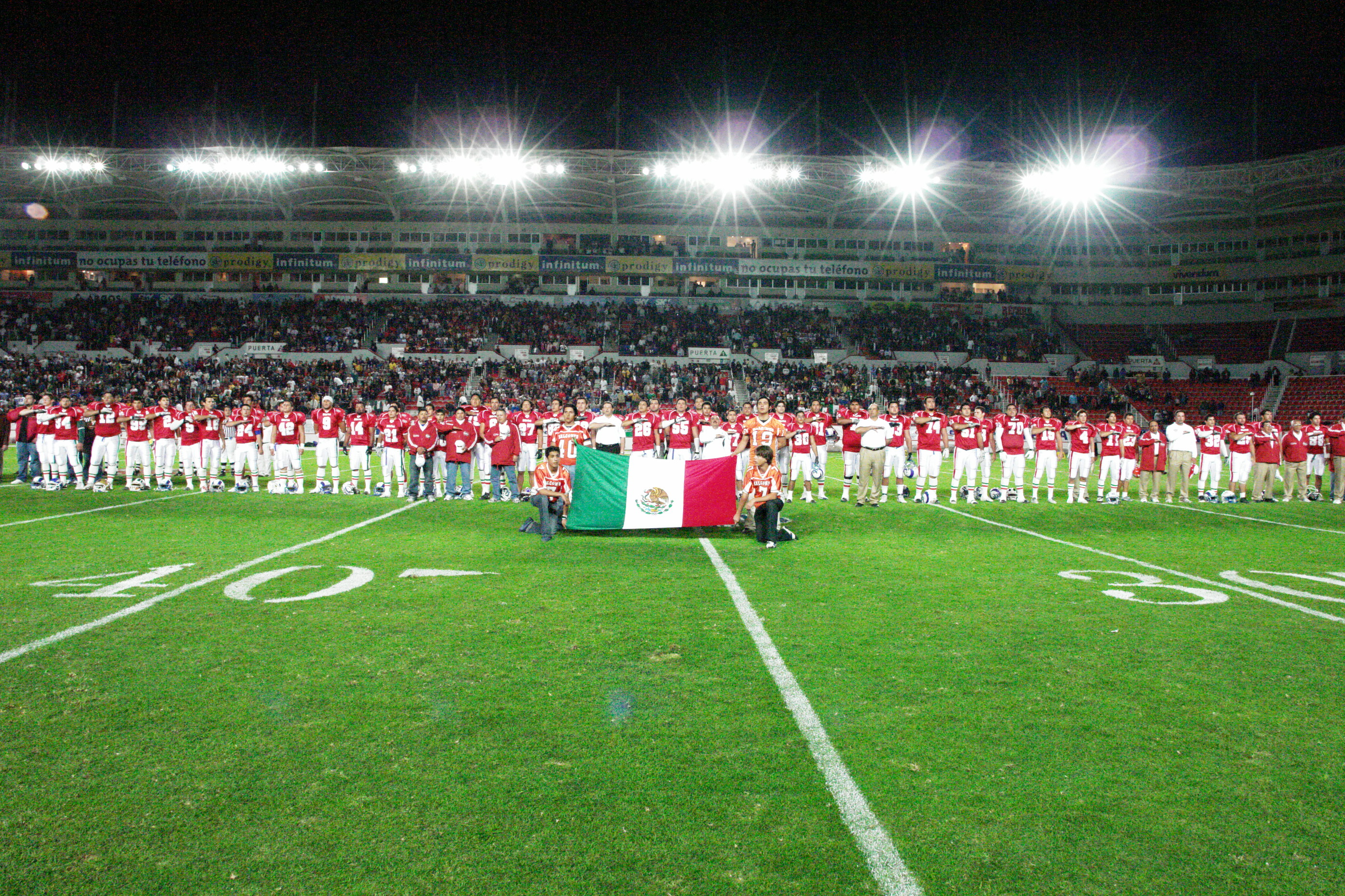 Football in Mexico