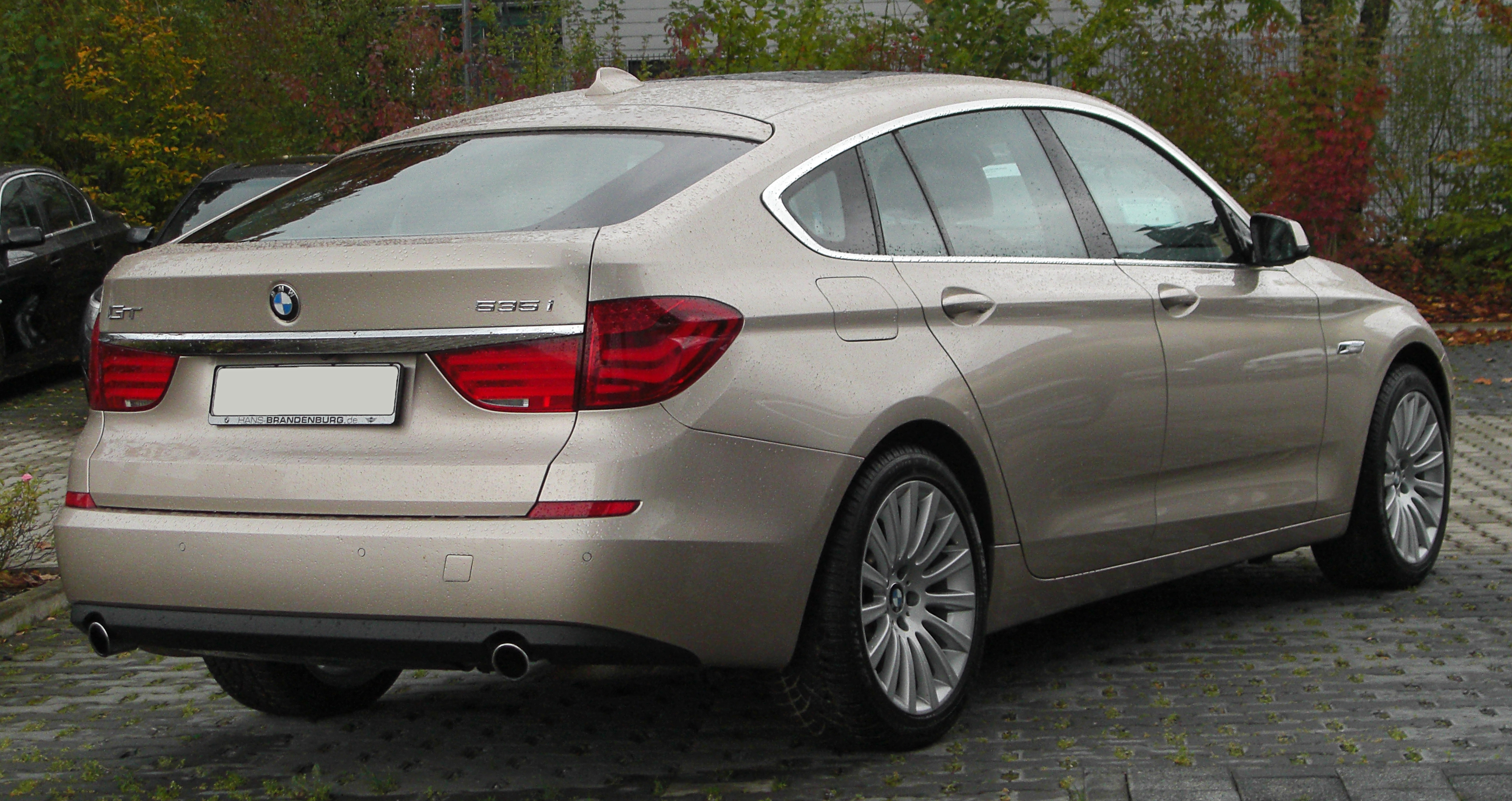 FileBMW I GT F Rear Jpg Wikimedia Commons - 535 gt bmw