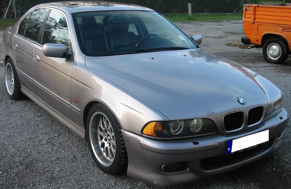 Bmw E39 pictures