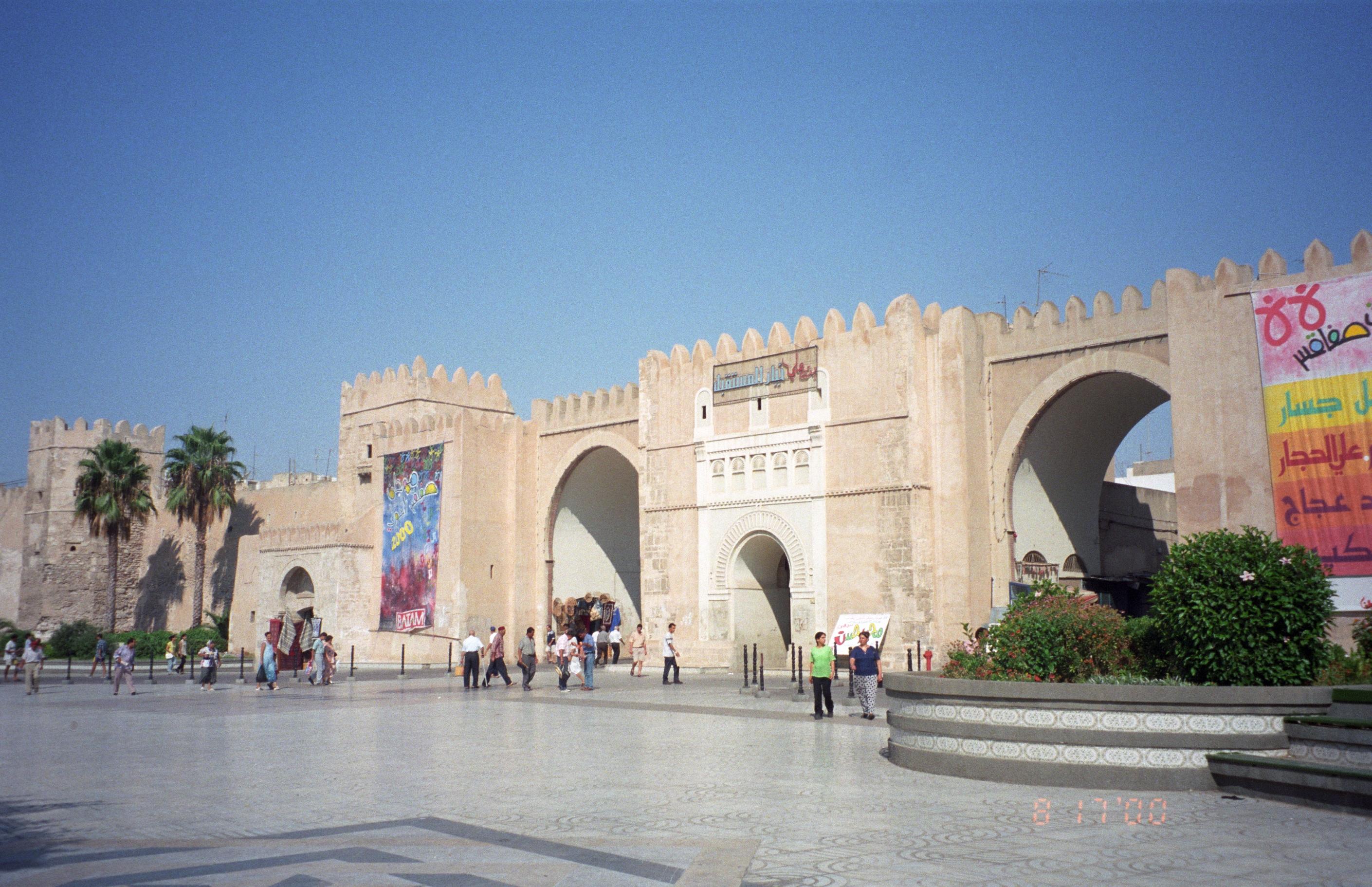 Image result for باب البحر بتونس