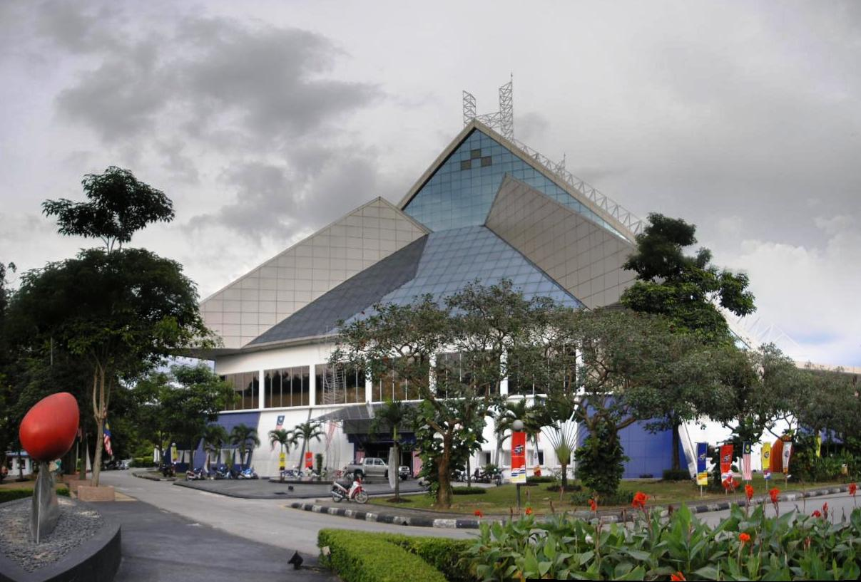 National Visual Arts Gallery(Balai Seni Negara) in Malaysia