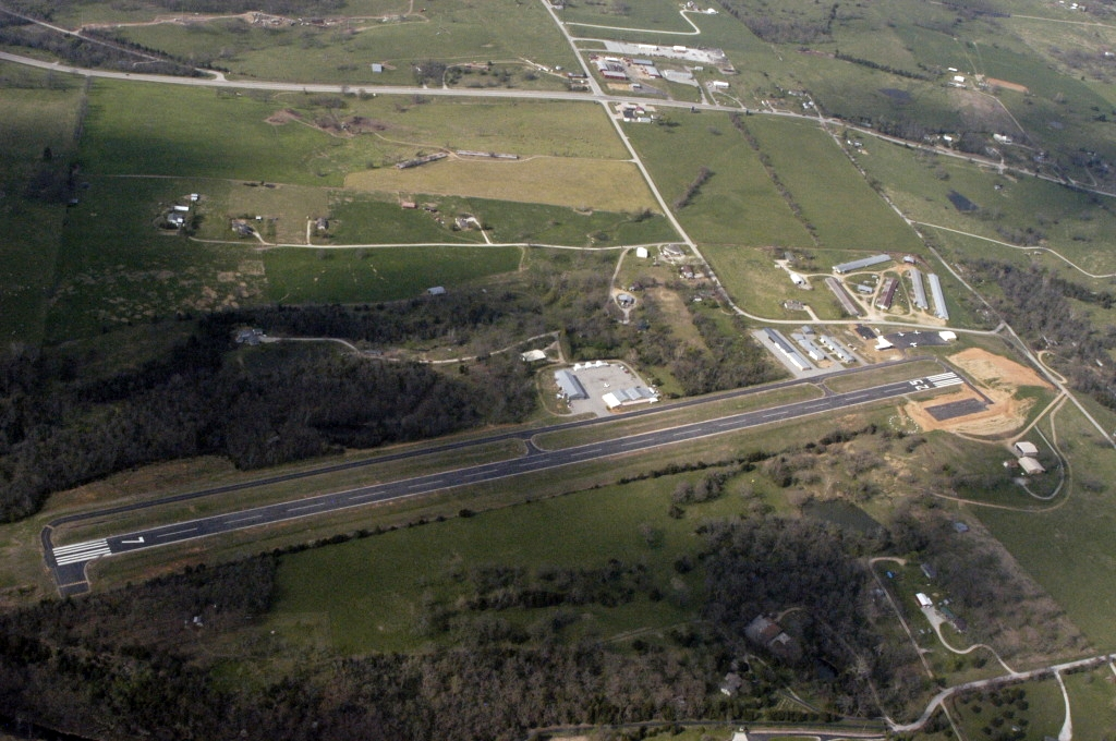 Elevation And Plan : Carroll county airport arkansas wikipedia