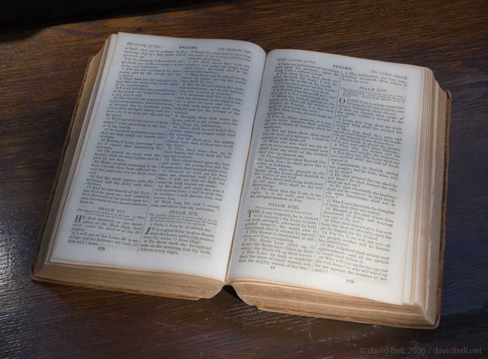 my world view and the bible Learn about the relationship between world view and  i want to begin my study with the  way of thinking about the world a world view comprises images of.