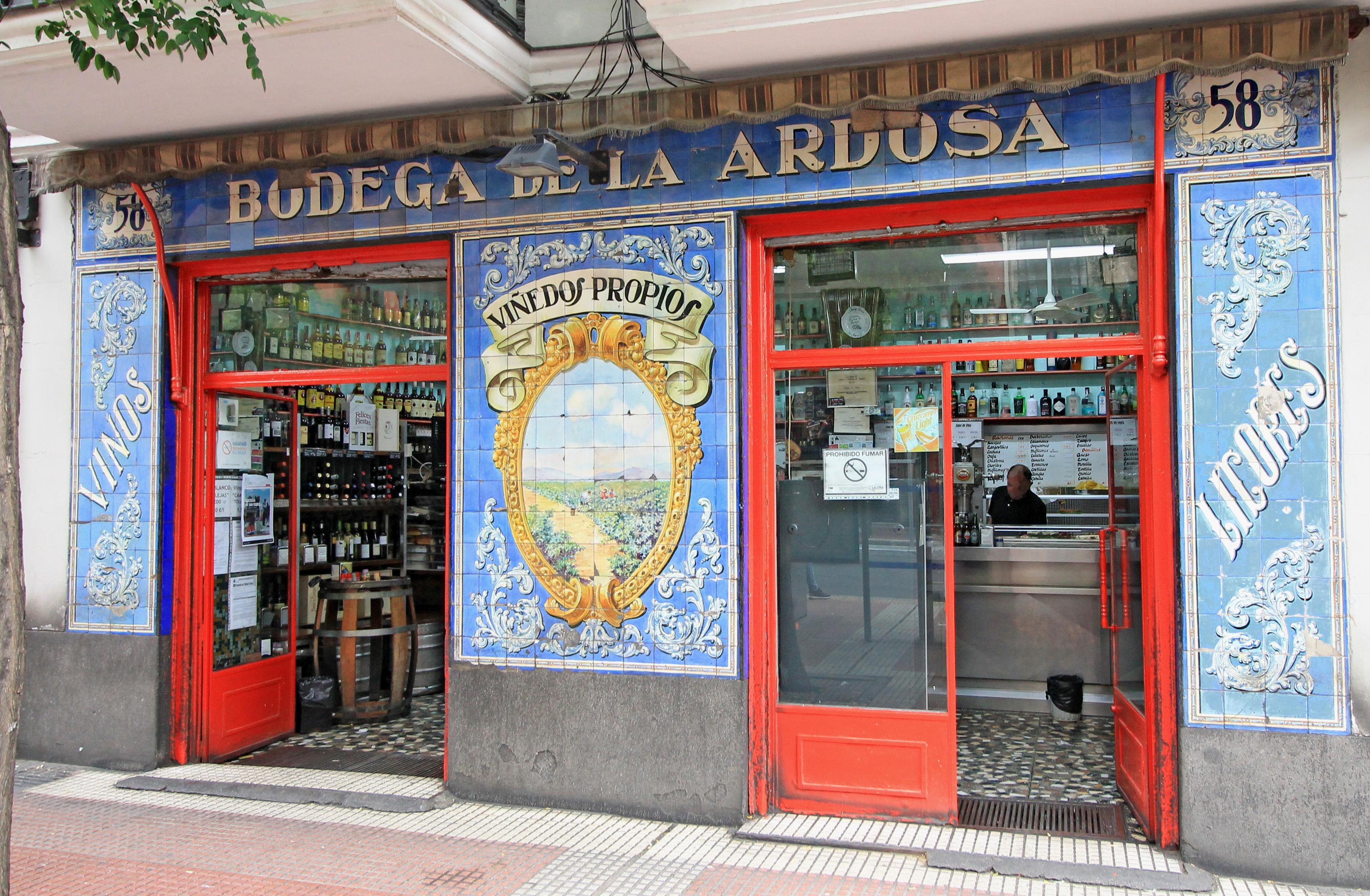 File Bodega De La Ardosa Sta Engracia 70 Madrid 01 Jpg