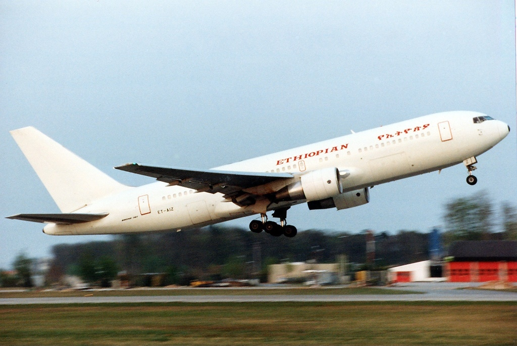 Ethiopian Airlines accidents and incidents - Wikipedia