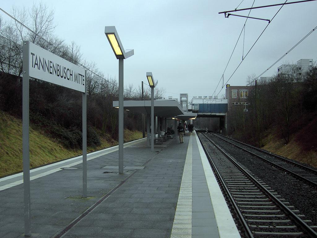 Bonn Tannenbusch Ghetto