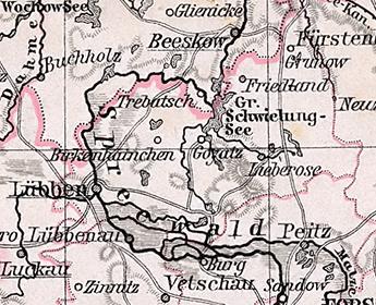 anna Lübben (Spreewald)(Brandenburg)