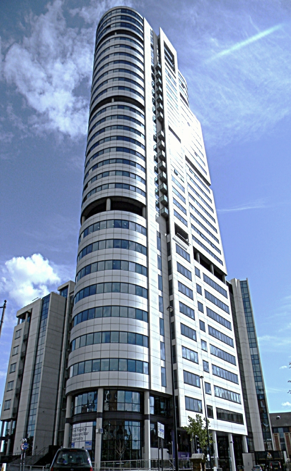 List Tallest Buildings Yorkshire Wikipedia