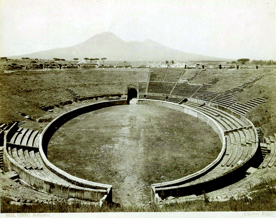 Roman Amphitheatre Wikipedia