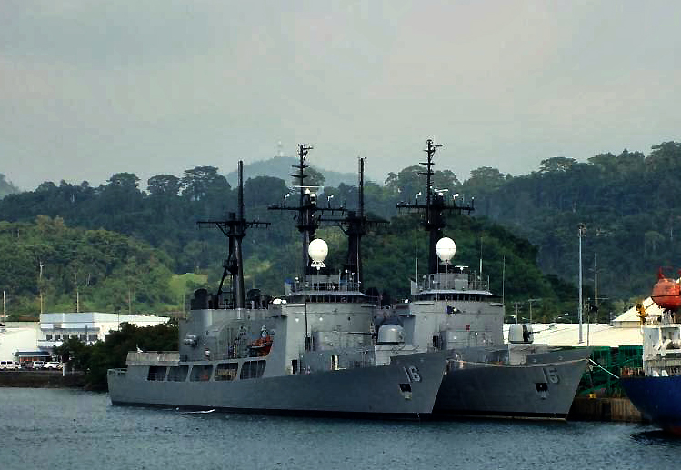 Naval Vessels[edit]