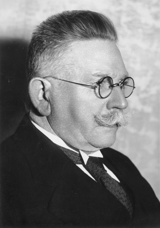 as Reich Minister in 1933