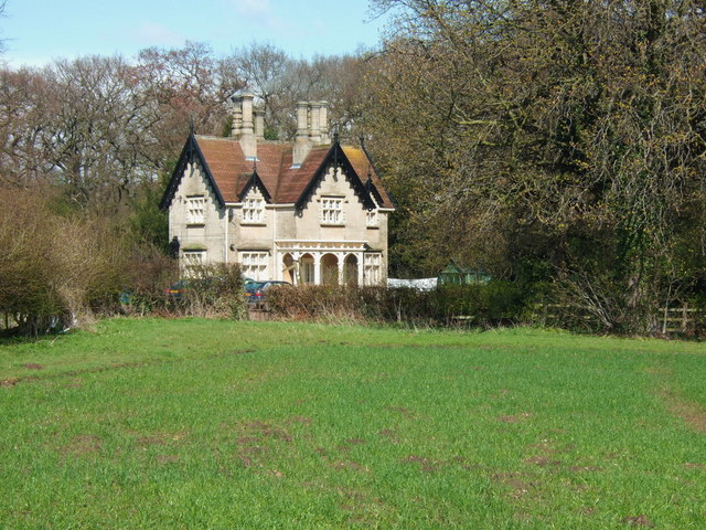 Bunkers Hill Lodge - geograph.org.uk - 763171