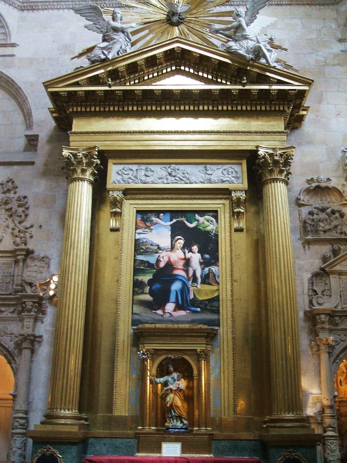 File burgos catedral 128 capilla de la presentacion - Estilo sagrada familia ...