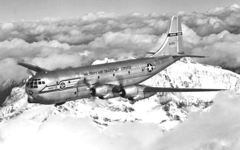 C-97 in MATS markings