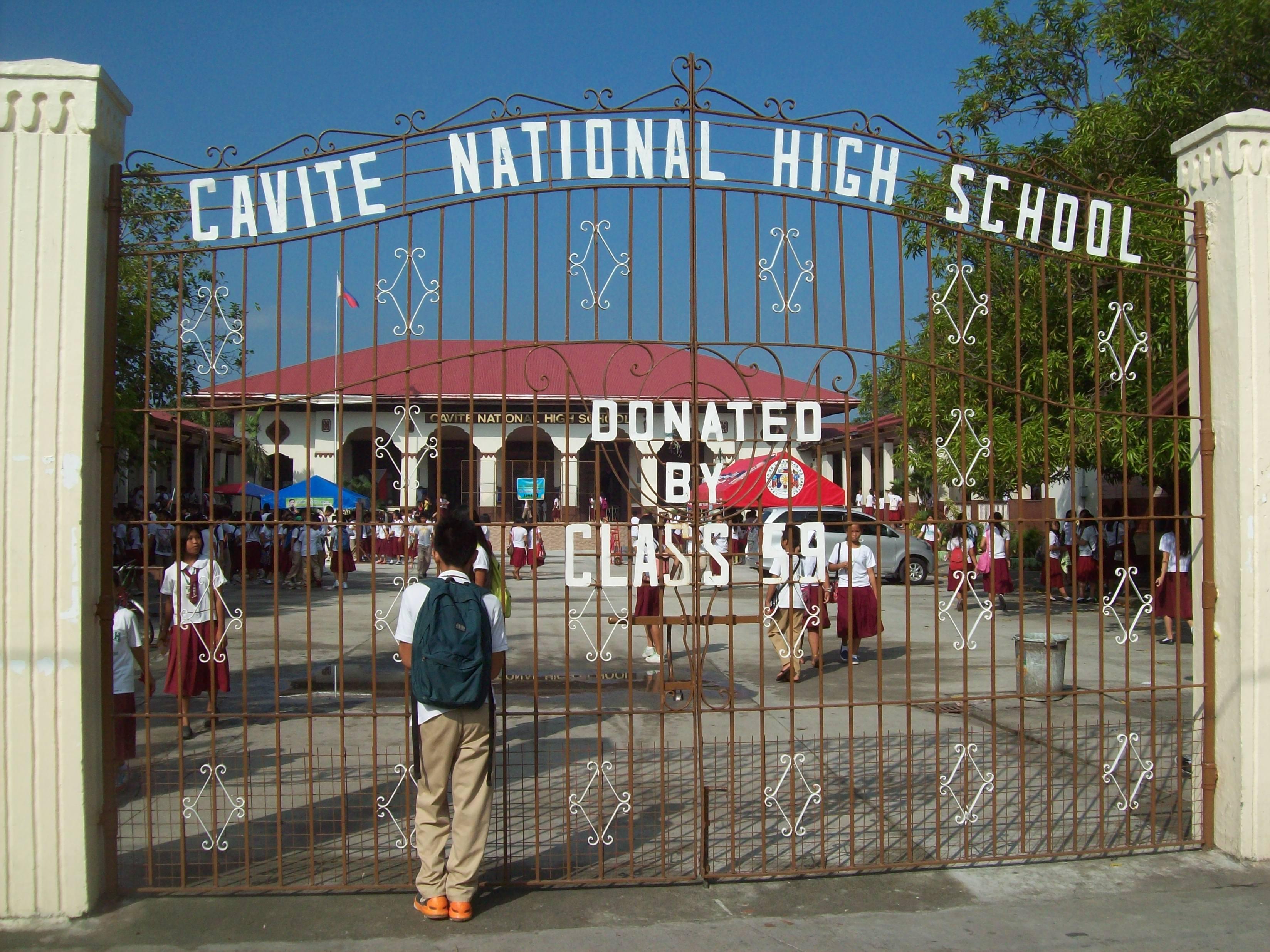 Scandal Cavite State University#7