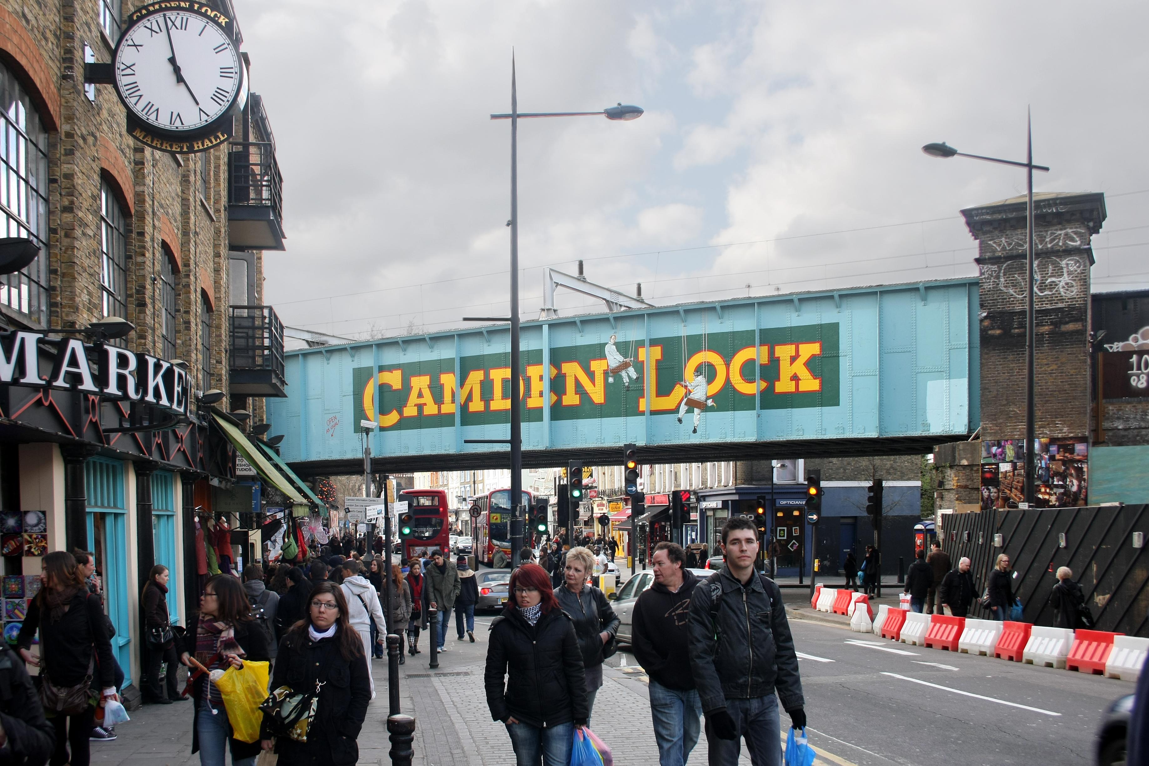 File camden town for The camden