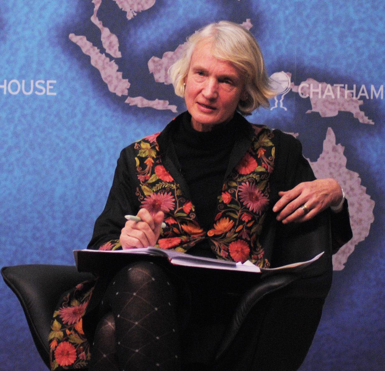 Camilla Toulmin at [[Chatham House