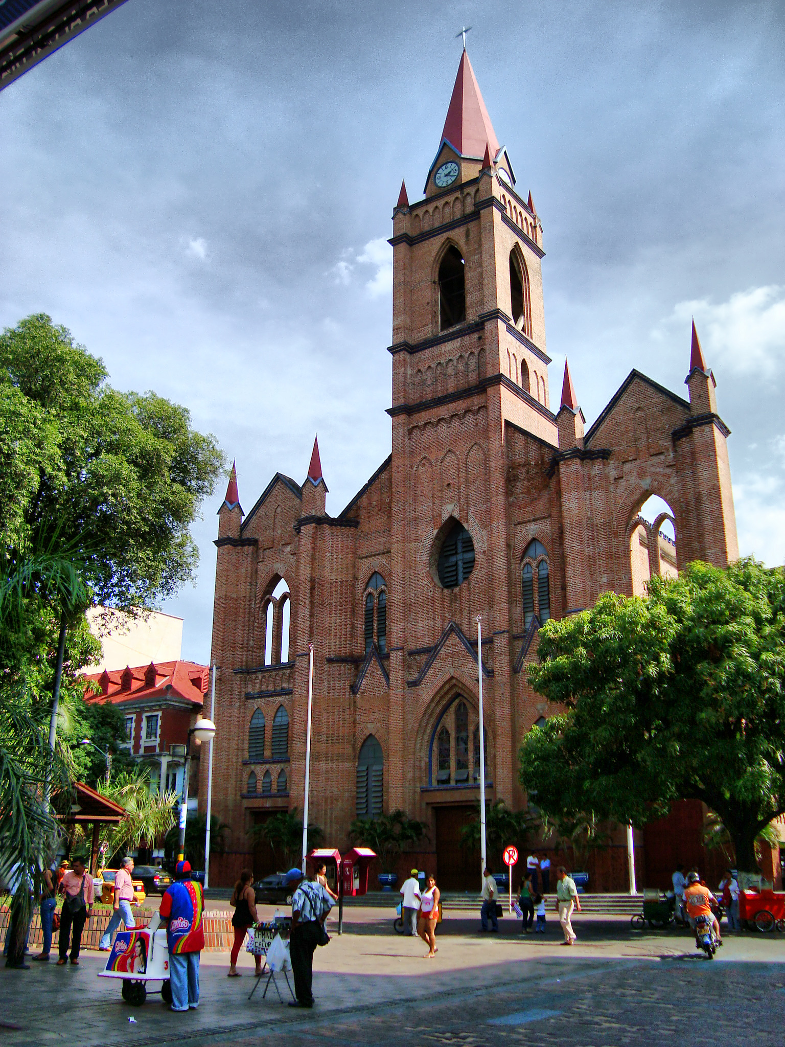 Immaculate Conception Cathedral Neiva Wikipedia