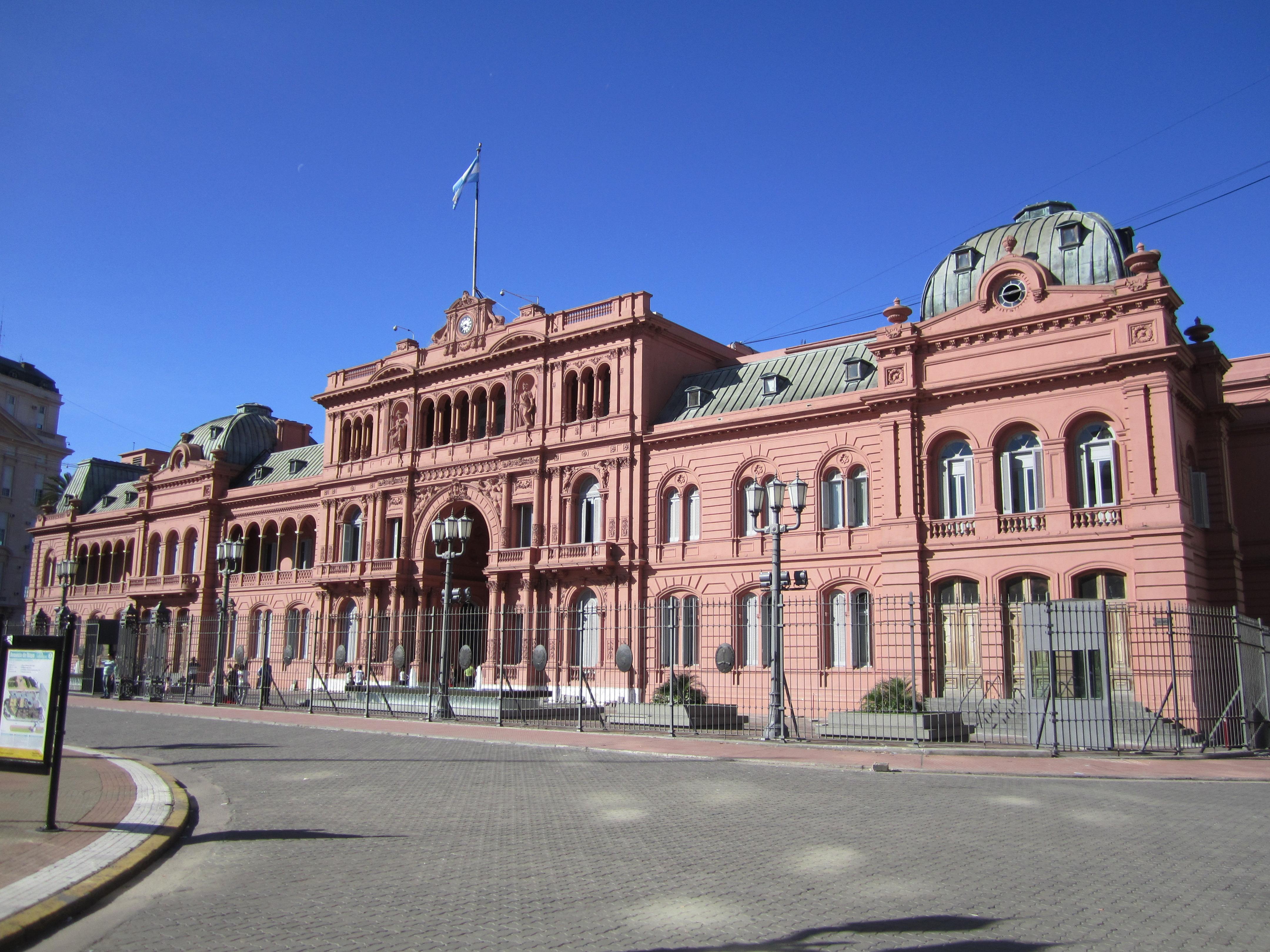 Politics of argentina wiki everipedia for Casa argentina