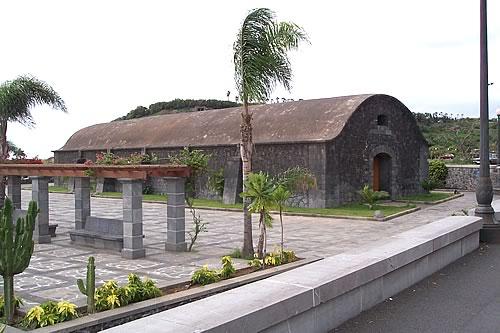Casa de la p lvora santa cruz de tenerife wikipedia for Casas en santa cruz de tenerife