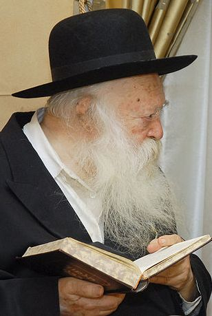 English: Chaim Kanievsky