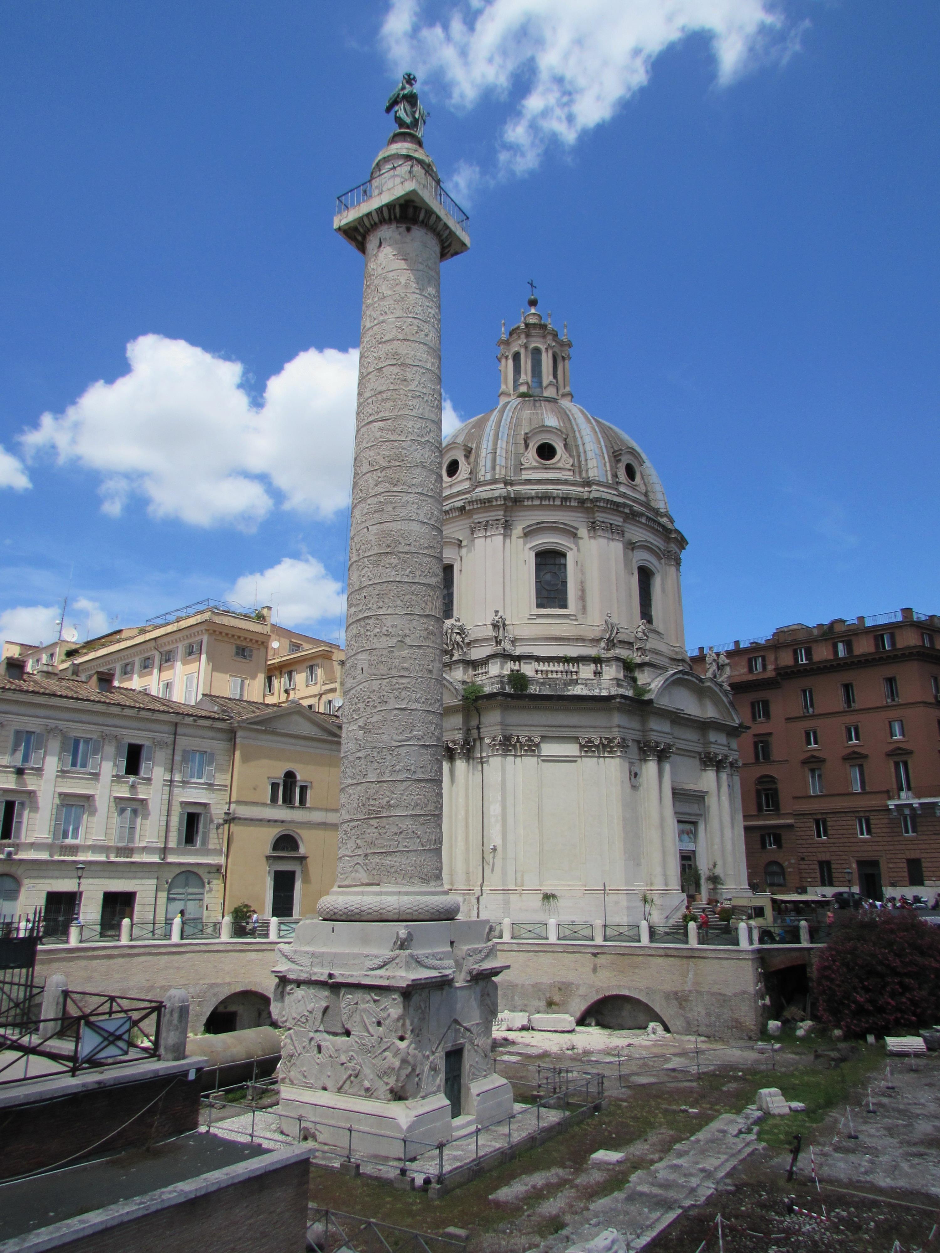 File:Columna lui Traian din Roma6.jpg - Wikimedia Commons
