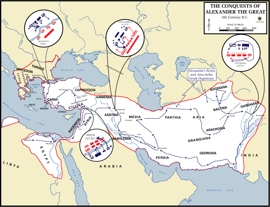 genghis khan and alexander the great comparison essay
