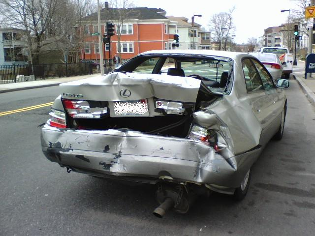 Crash1Car