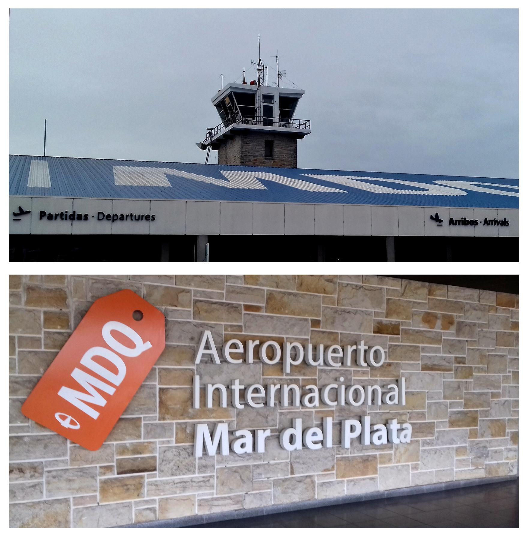 Aeroporto Internacional Astor Piazzolla