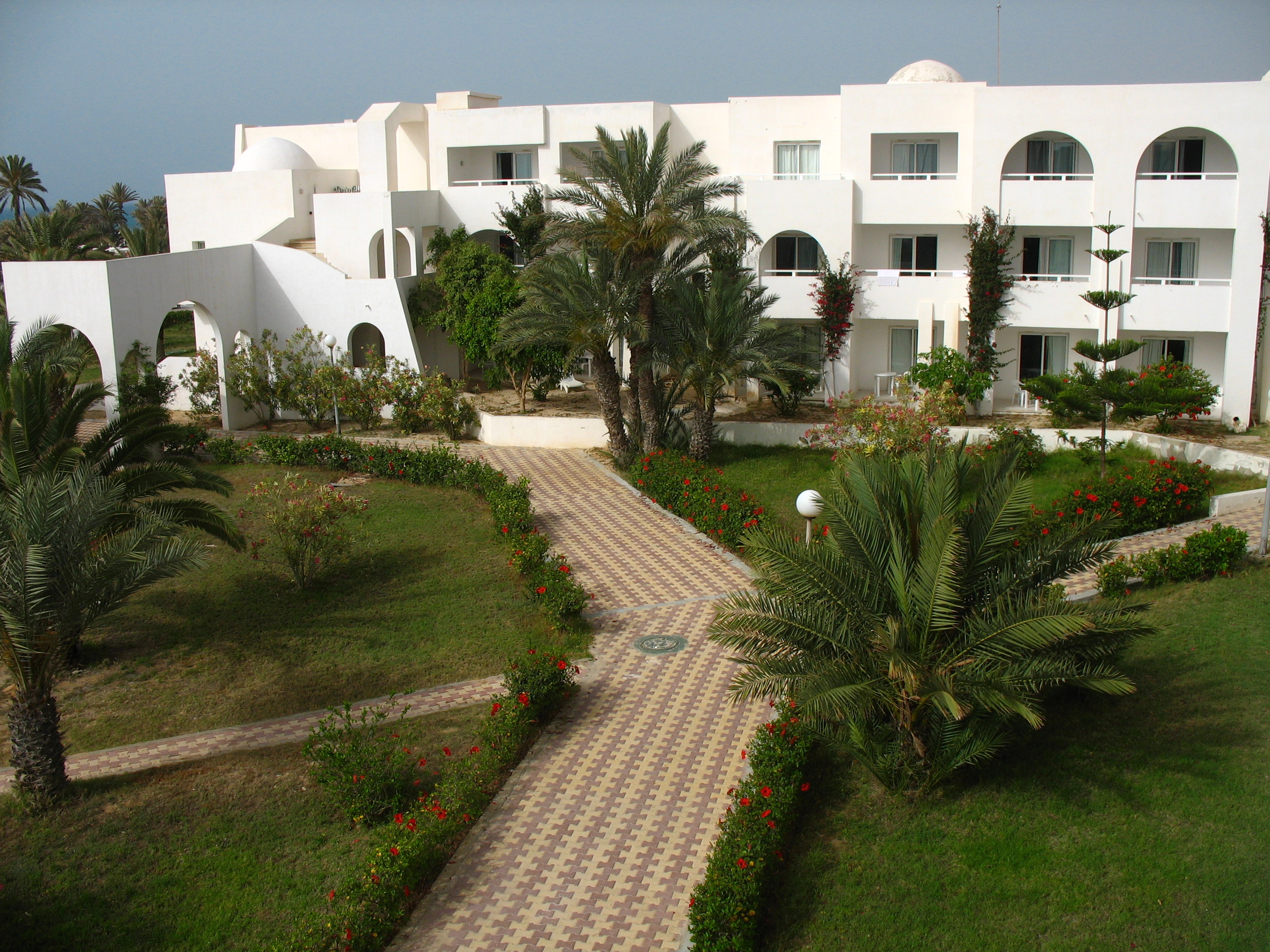 Hotel Djerba Tunisie Booking