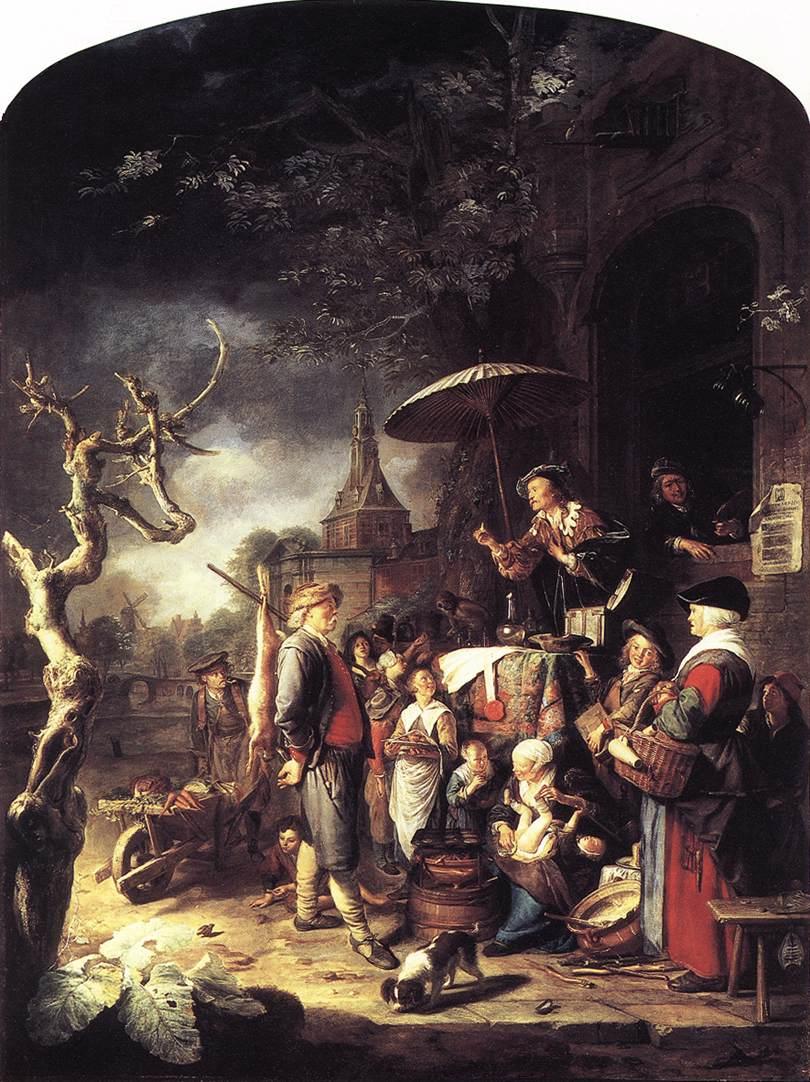 File:Dou, Gerard - The Quack - 1652.jpg