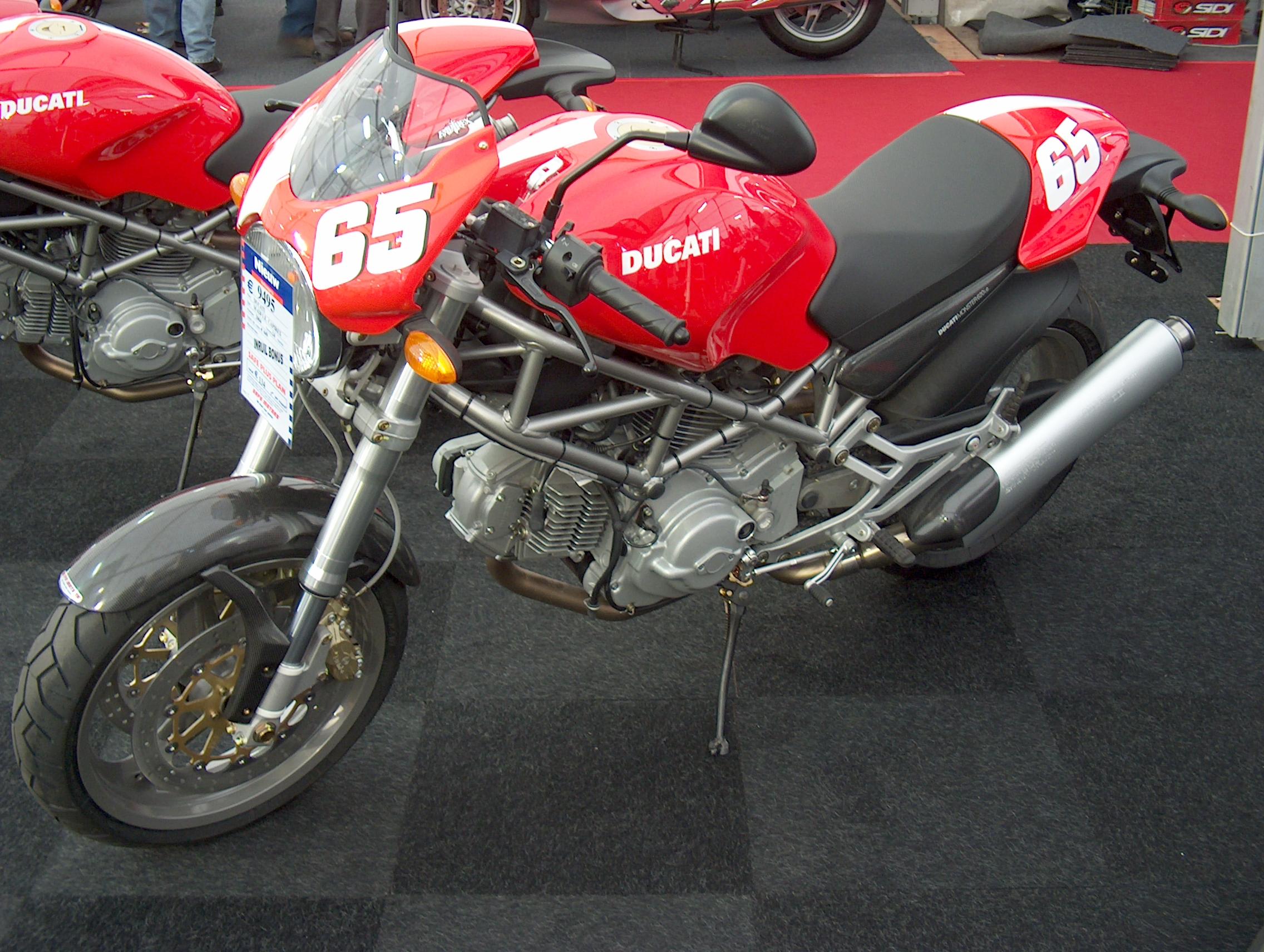 Ducati Monster Ie Specs